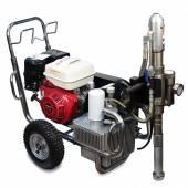 Аппарат c бензиновым двигателем HYVST HC 970 G