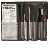 Профессиональный набор для чистки краскопульта DeVilbiss KK-4584