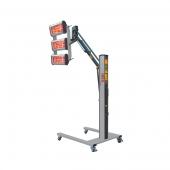 ИК-сушка Atis IR 2 на штативе 3 W лампs 3 кВт
